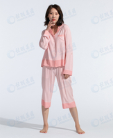 HRS9111 PYJ SET & HRS9112 SLEEPSHIRT